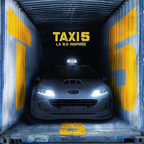 Taxi 5(Bande originale inspirée du film)