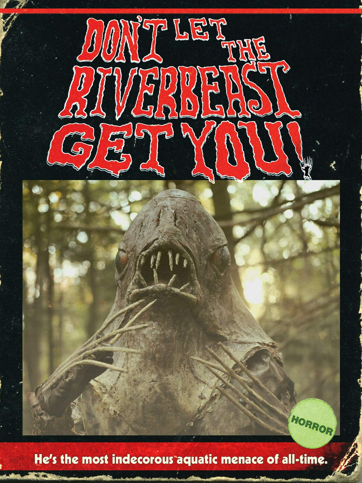 Don't Let the Riverbeast Get You!