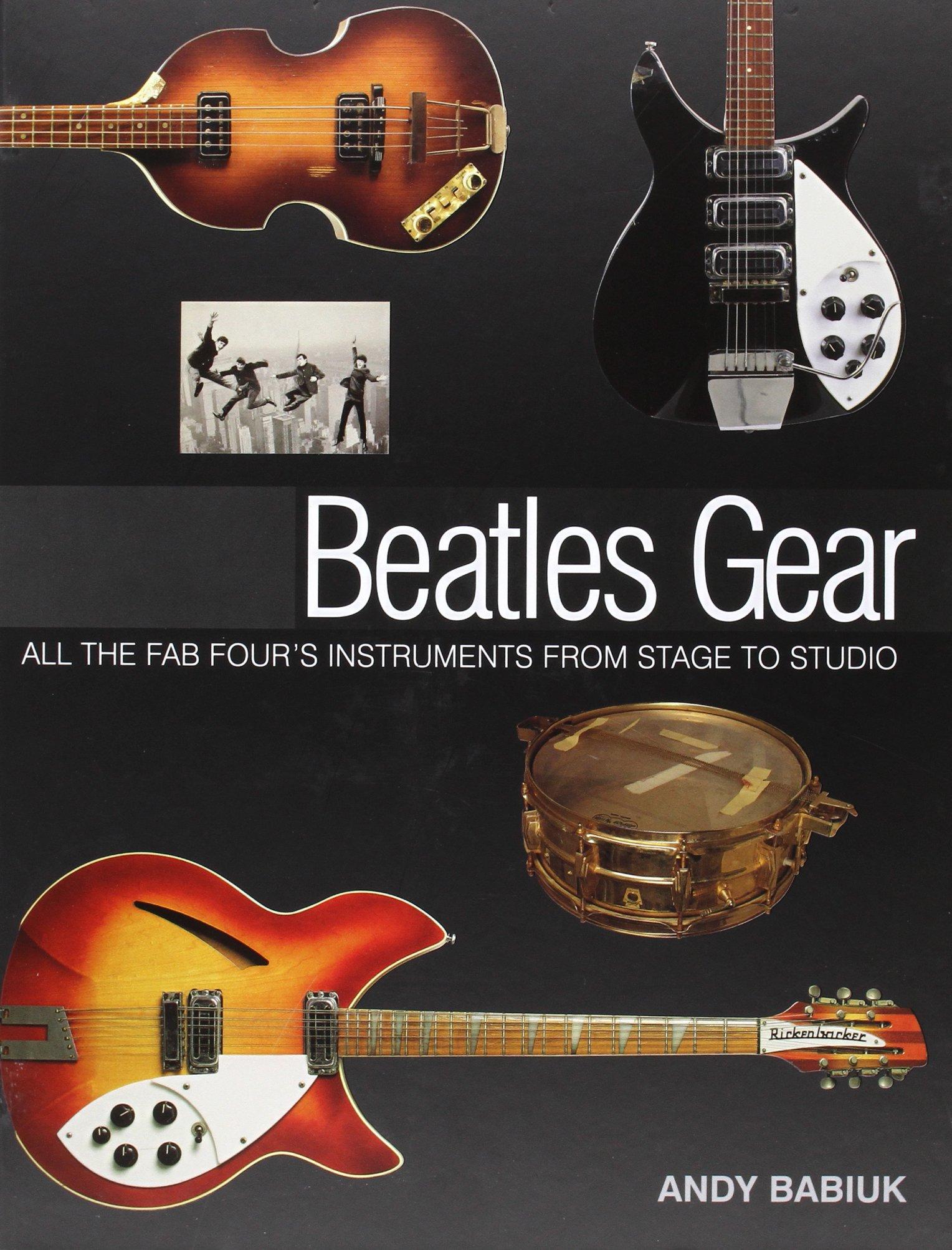 Le Rickenbacker Rebel Club (page 521) - Guitare électrique