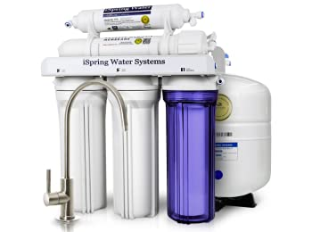 iSpring RCC7 5 Stage Reverse Osmosis System