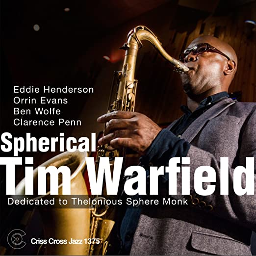Tim Warfield - Spherical cover