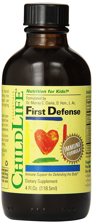ChildLife 第一防御液 118.5ml,$8.99