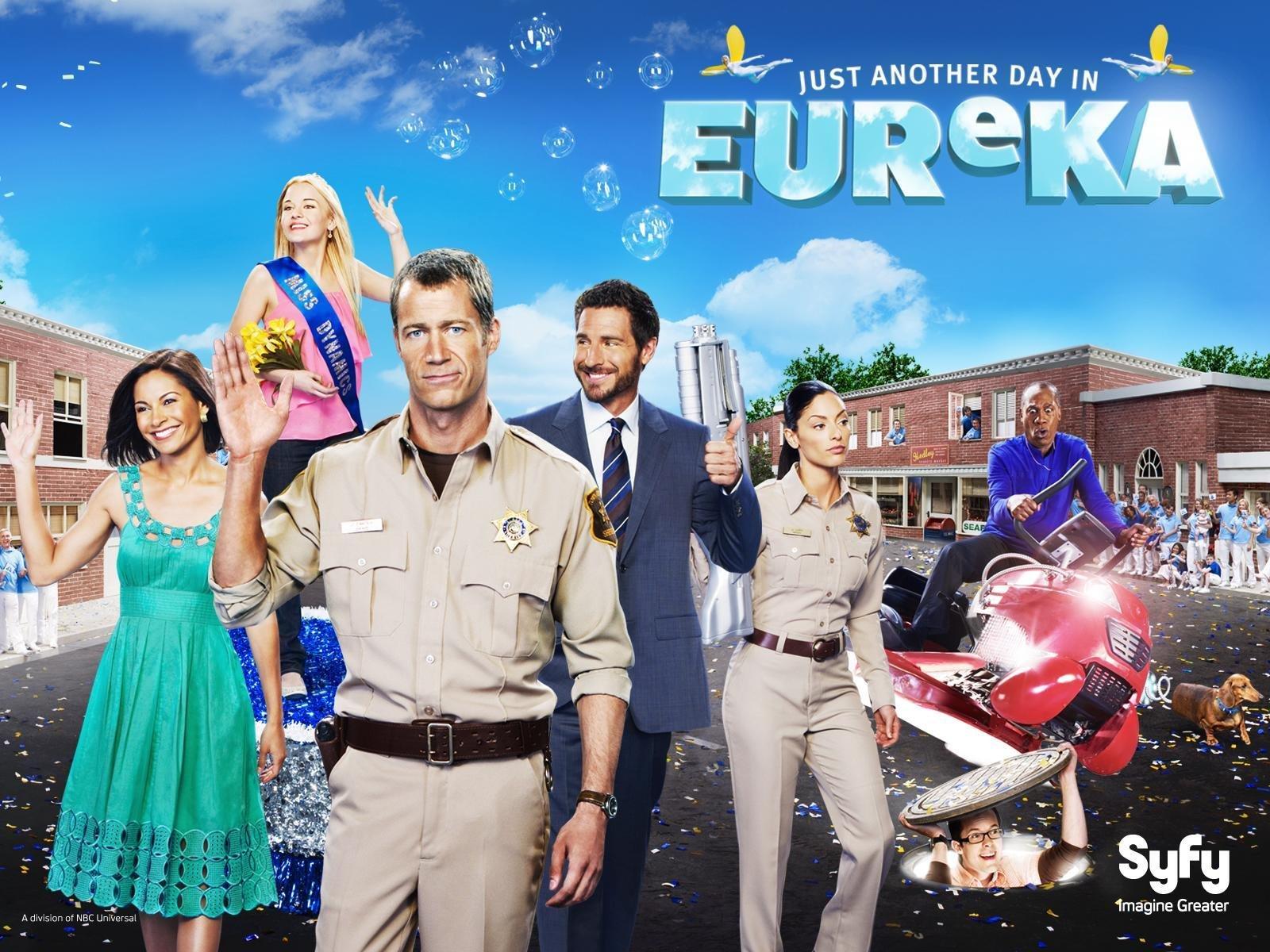 Eureka on Amazon Prime Instant Video UK