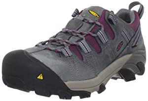 Keen Utility Women's Detroit Low Steel Toe Work Shoe