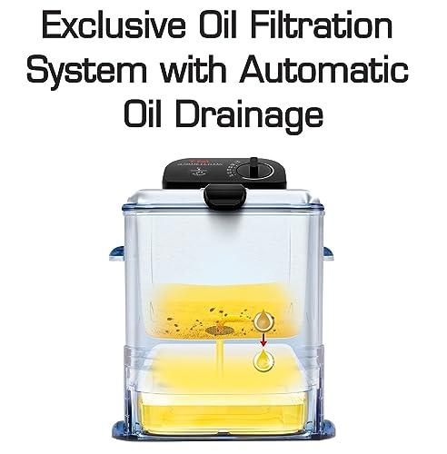 T-fal FR8000 Oil Filtration Ultimate EZ Clean Easy