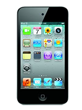 iPod touch 4th Generation black (64GB)