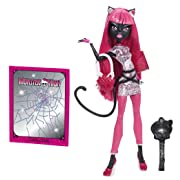 Monster High New Scaremester Catty Noir Doll