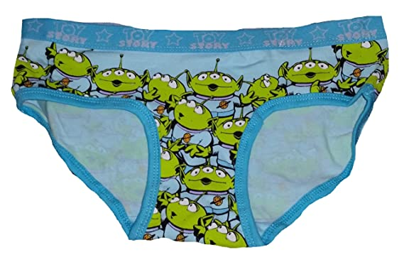 Disney Toy Story Aliens Hipster Licensed Graphic Panties