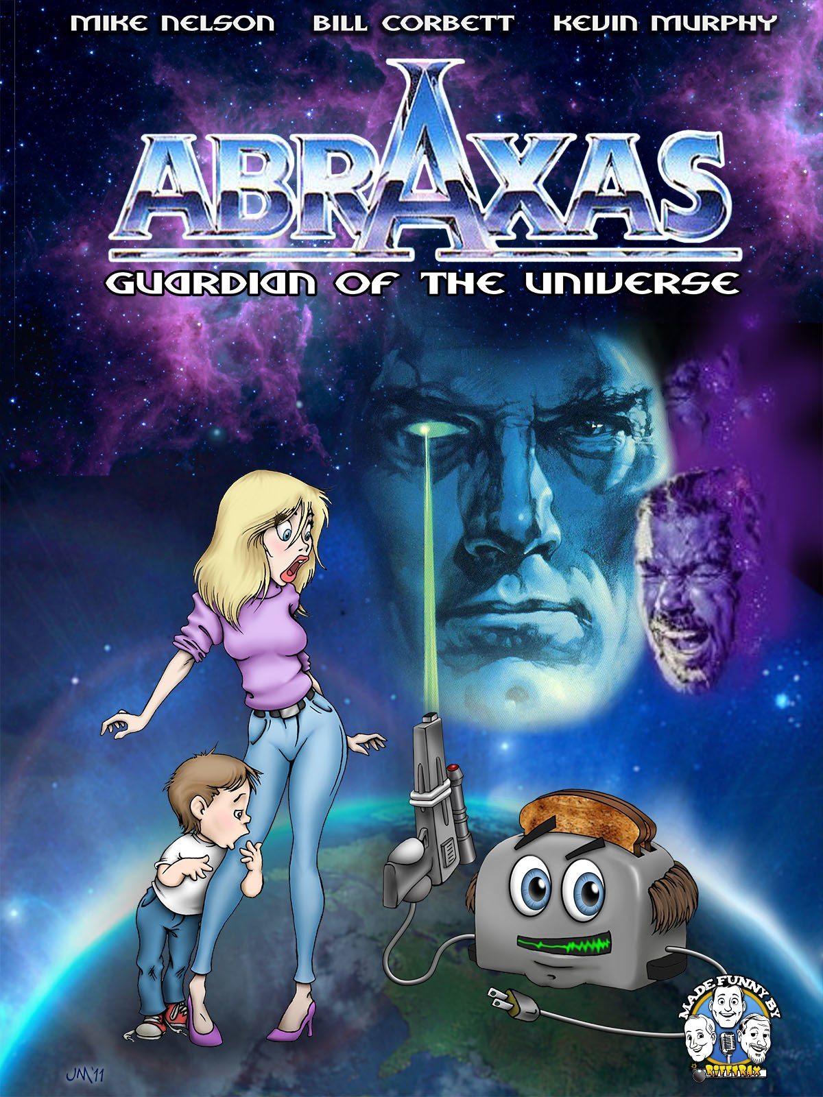 Abraxas, Guardian of the Universe (RiffTrax)