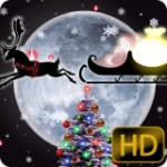 Christmas Santa HD Live Wallpaper