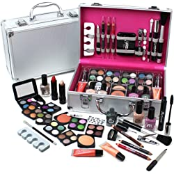 Urban Beauty 60 Piece Make Up Vanity Case