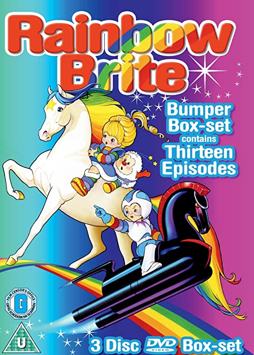 Rainbow Brite Complete [Import anglais] (1984)