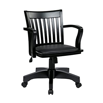 Office Chairs Color Black
