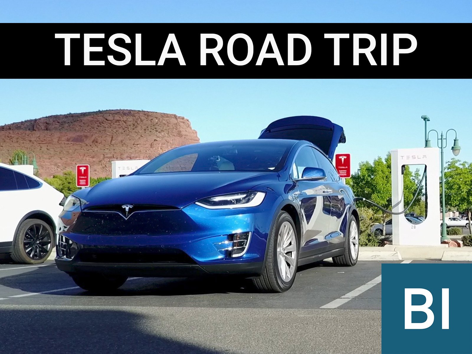 Tesla Road Trip - Season 1