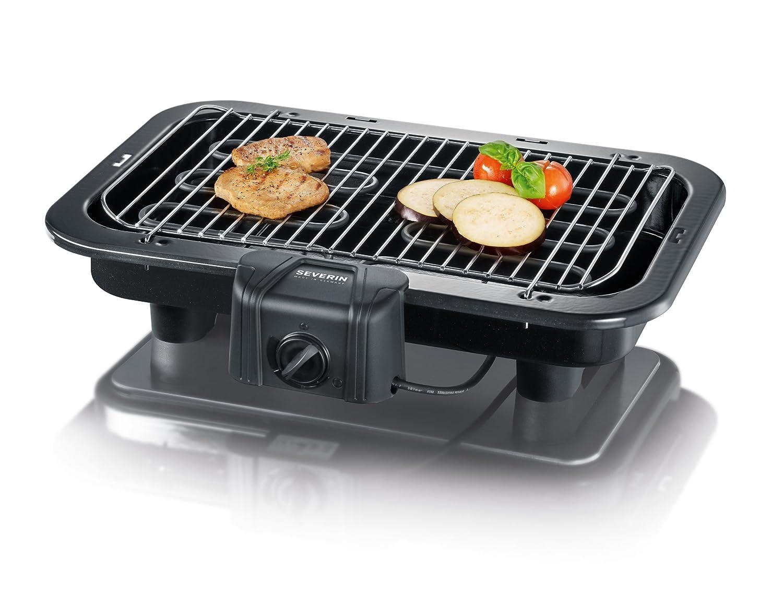 Severin Barbecue-Grill, 9745-000, 50,8 x 12,4 x 39,8 cm, schwarz, PG 9745 jetzt kaufen