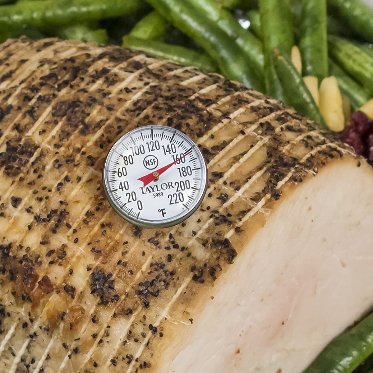 Taylor Precision Products Classic Instant Read Pocket Thermometer