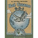 Down to Earth 17886 9-3-1 Bat Guano Fertilizer Mix, 1/4 lb (Tamaño: 1/4 lb)