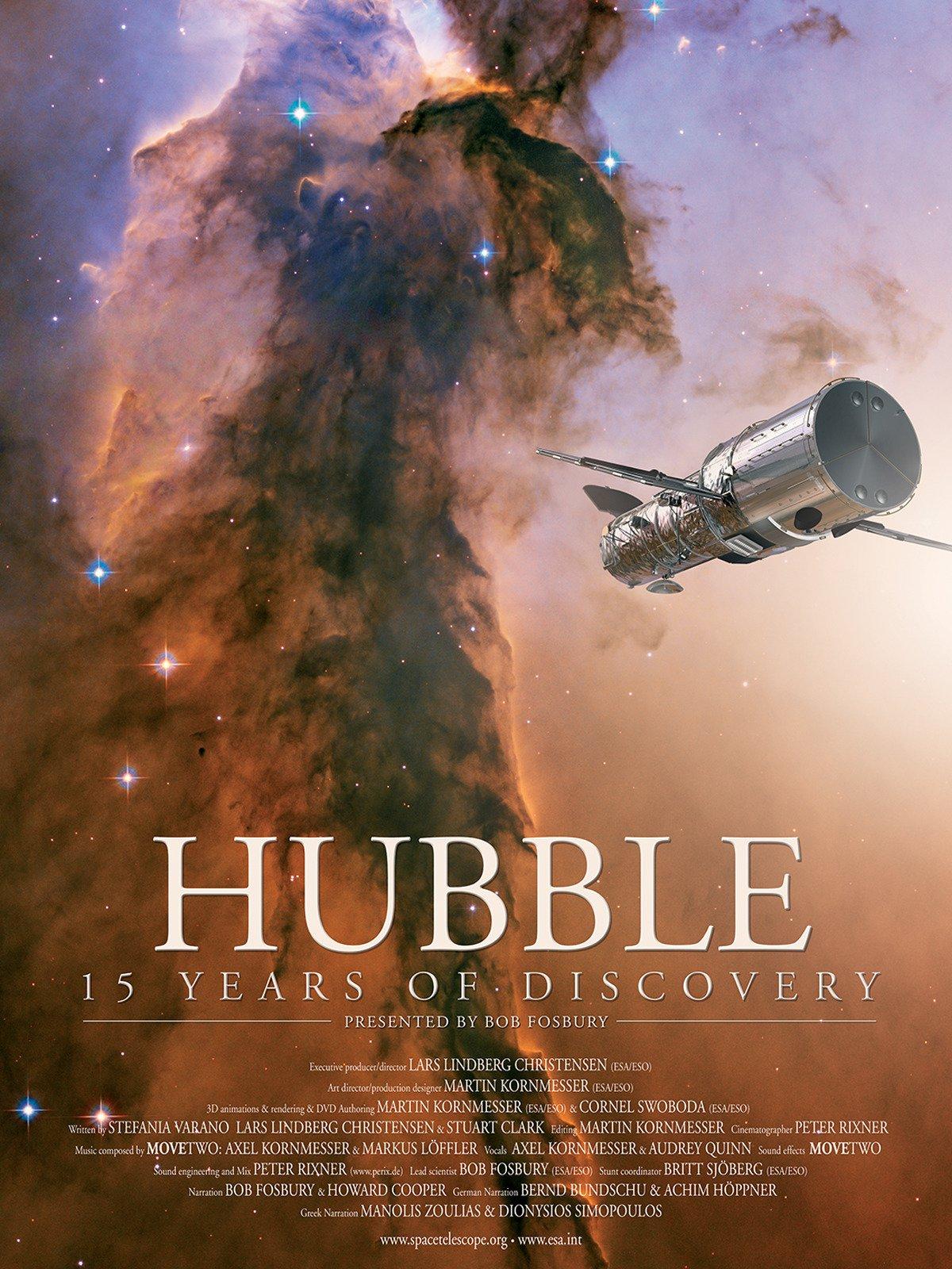 Hubble: 15 Years of Discovery on Amazon Prime Video UK