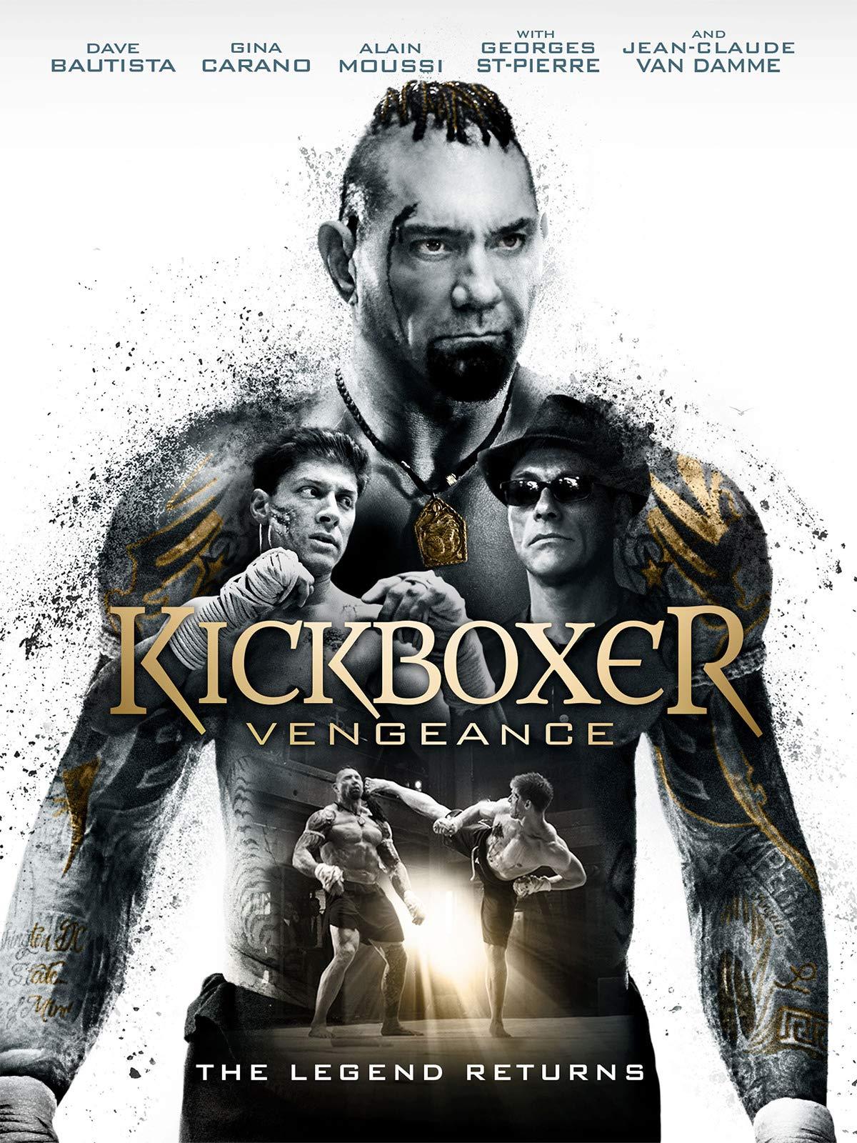 Kickboxer: Vengeance on Amazon Prime Video UK