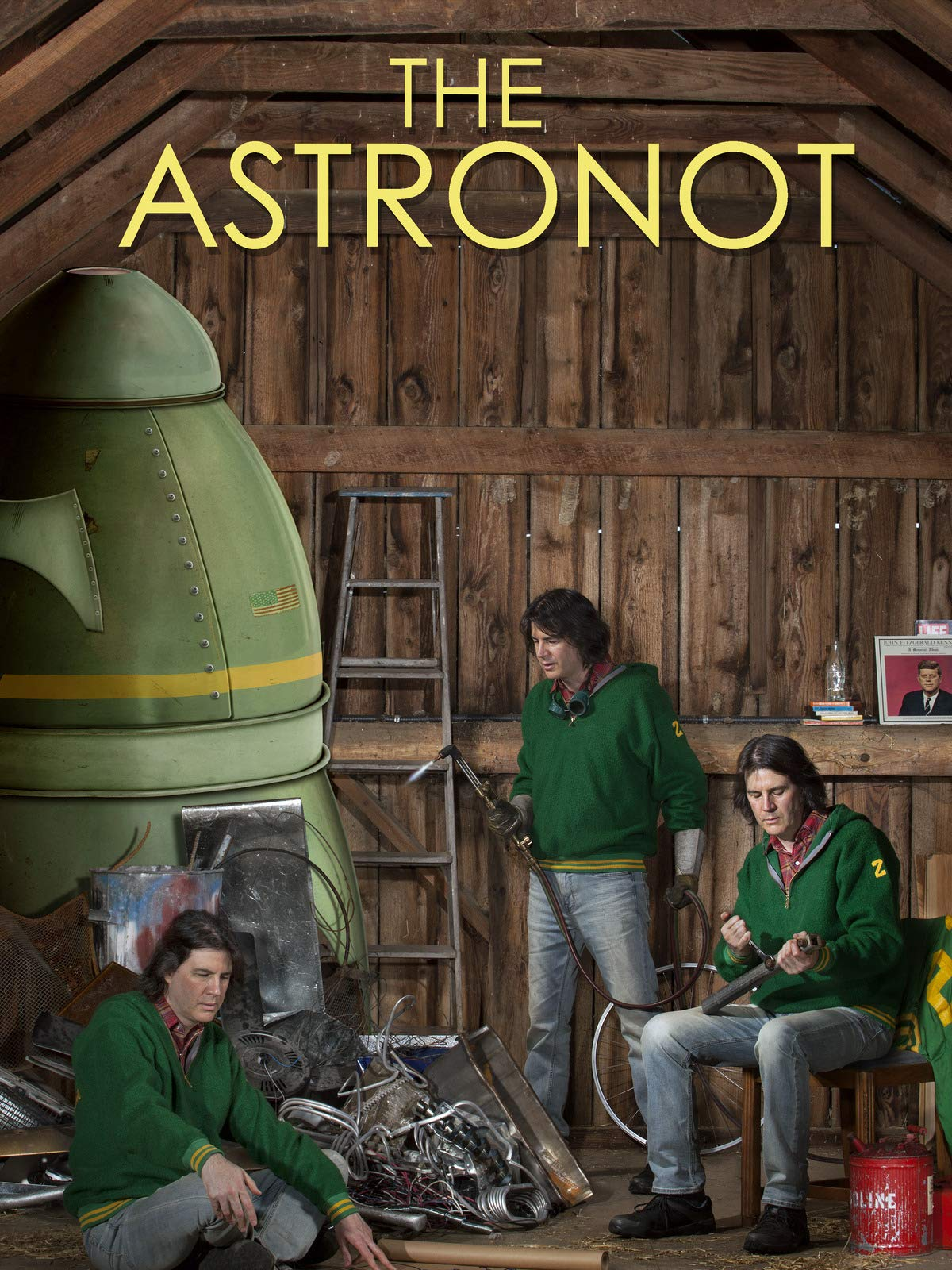 The Astronot on Amazon Prime Video UK