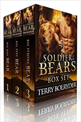 Soldier Bears Box Set: BBW Paranormal Romance written by Terry Bolryder