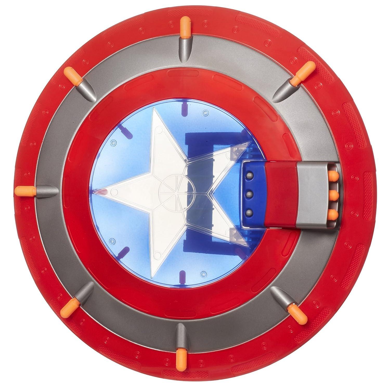 """Marvel – 98882 – The Avengers – Concept Serie – Captain Americs Schild – mit verstecktem """"Raketen""""-Werfer und 10 """"Raketen"""" – ca. 30 cm jetzt bestellen"""