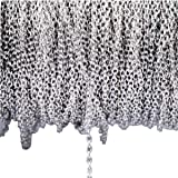 33FT Stainless Steel Cable Chain Link in Bulk for Necklace Jewelry Accessories DIY Making 2.5x3mm (Tamaño: 2.5mm)