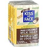 Kiss My Face Bar Soap - Coconut Milk - 10.5 oz