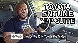 Toyota Entune App Suite Demo