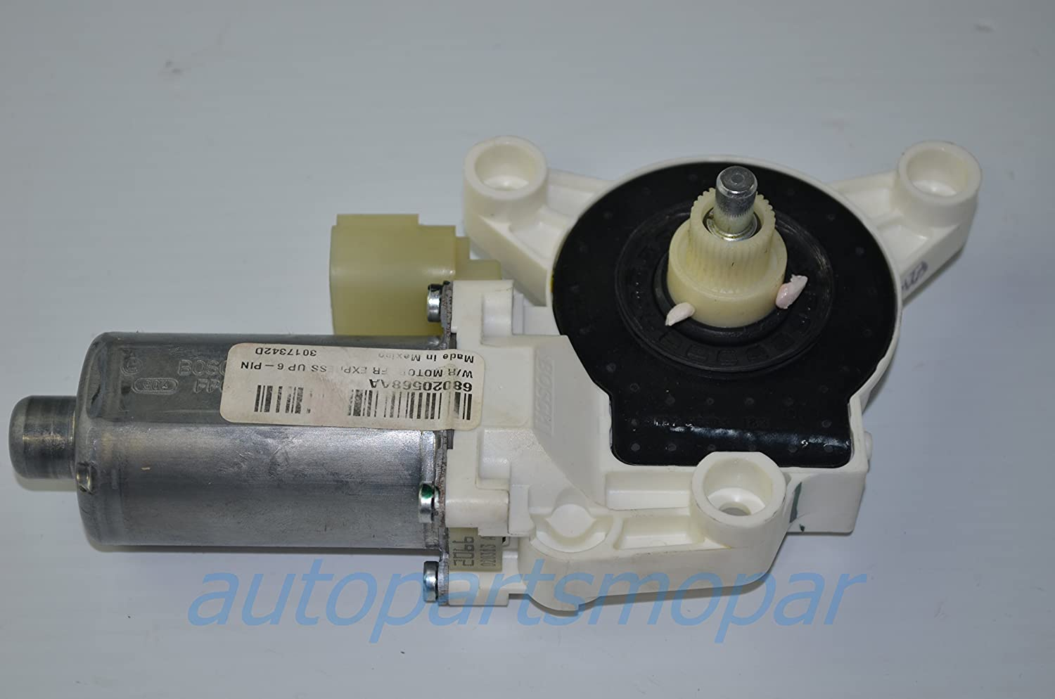 Mopar 6802 0568AA, Power Window Motor mopar 4801490aa auto part