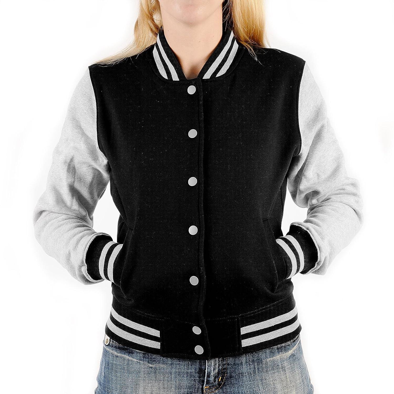 Stylische Retro-Damen-Jacke mit coolem Motiv – Live The Dream – Oldschool – Modische und bequeme Sweatjacke günstig