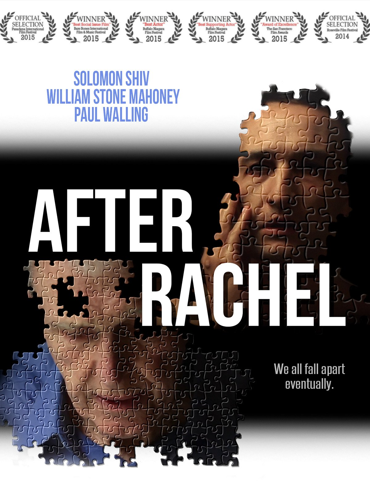 After Rachel on Amazon Prime Instant Video UK