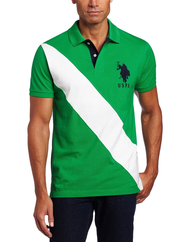U.S. Polo Assn. Men's Slim Fit Polo