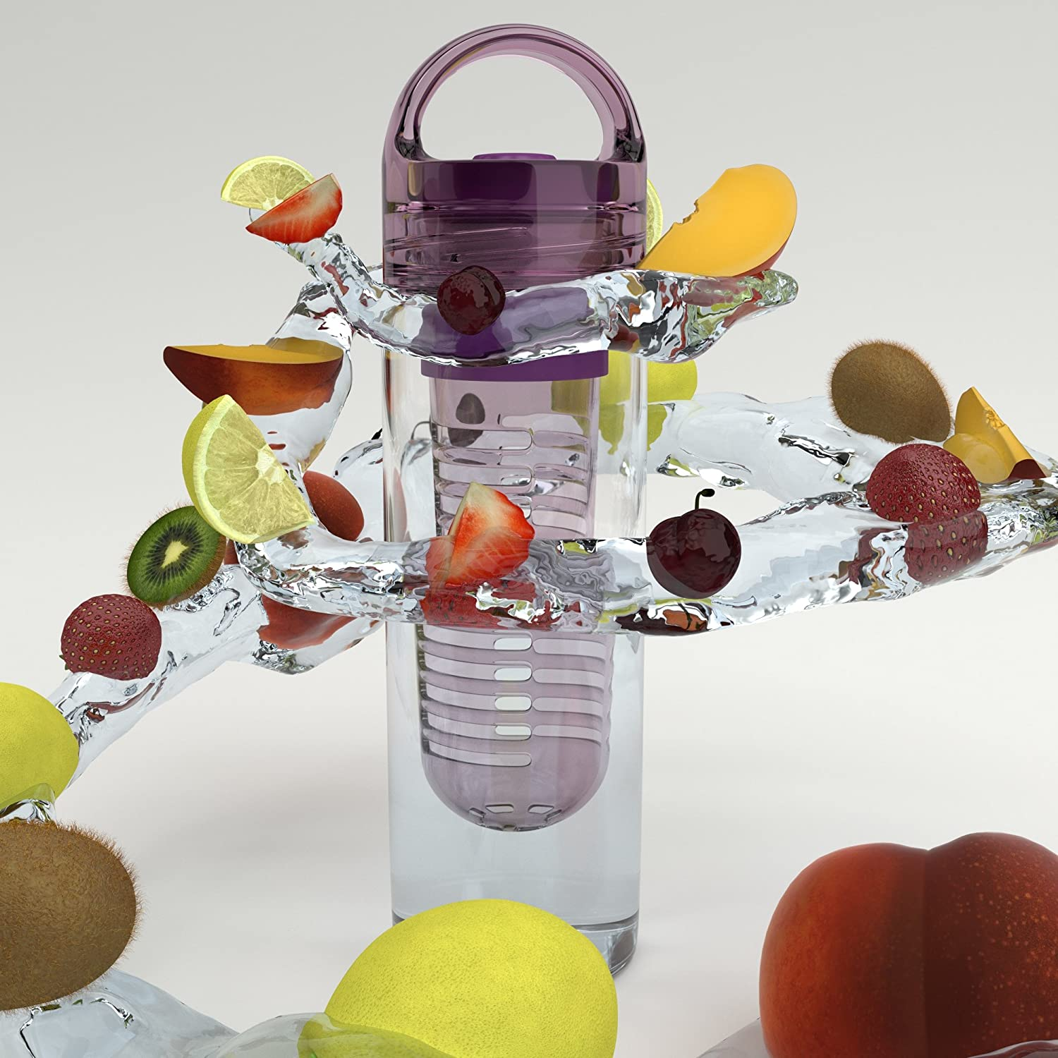 Personally Balanced Life Infuser Water Bottle
