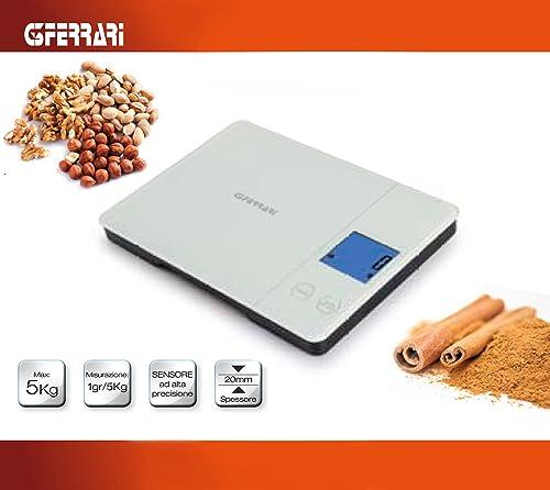 G3 Ferrari G20001 Alpan Electronic Kitchen Scale