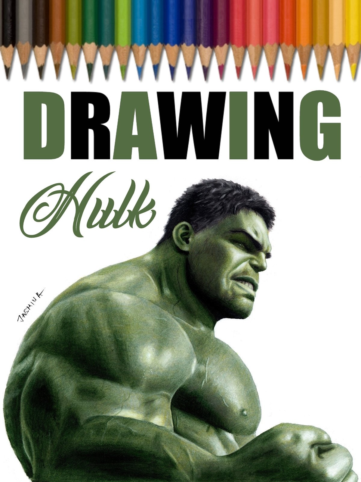 Clip: Drawing Hulk on Amazon Prime Video UK
