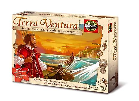 Bioviva - 101004109 - Jeu de Société - Terra Ventura