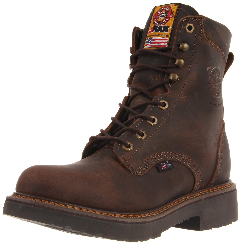 Mens Black Justin Work Boots Justin Original Work Boots