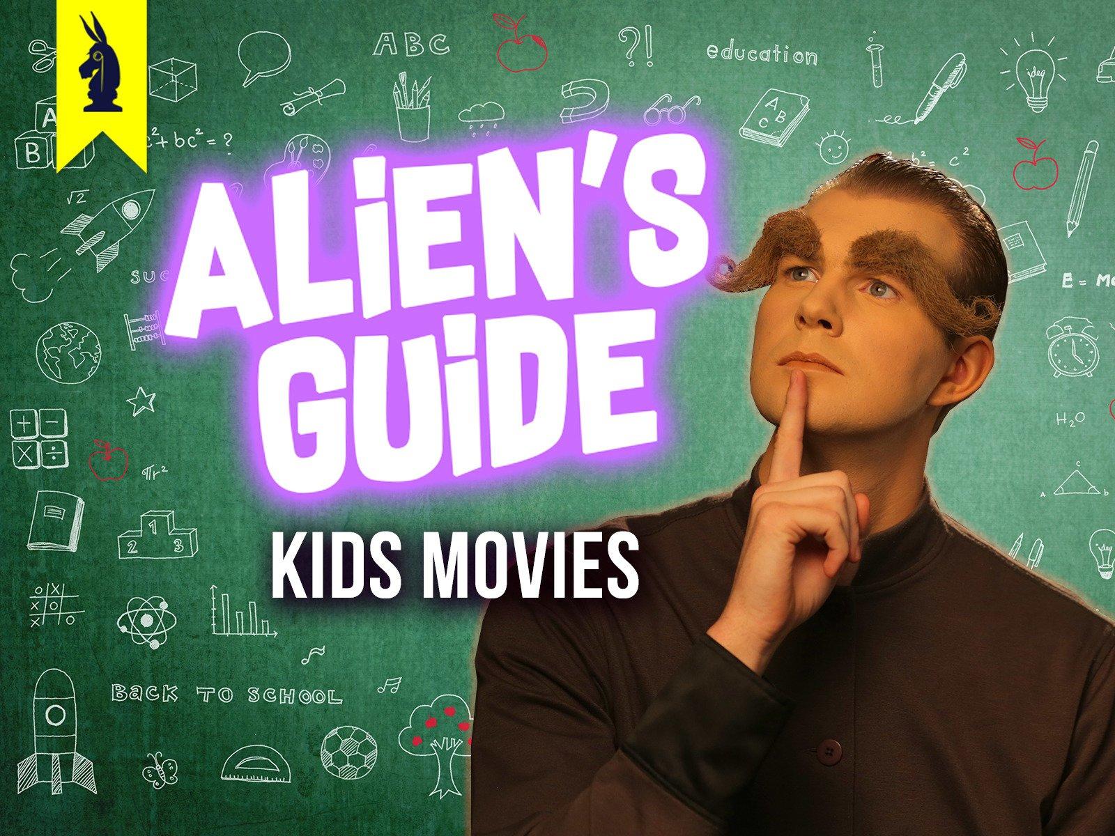 Alien's Guide - Season 4