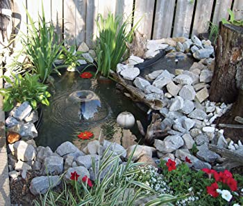 Pond Kits And Pond Supplies Available In Home And Garden