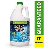Green Gobbler Fruit Fly Goodbye Gel Drain Treatment | Drain Fly Repellent | Fruit Fly Repellent | Drain Flies Treatment | Fruit Flies Treatment | Drain Fly & Fruit Fly Eliminator (1 Gallon) (Tamaño: 1 Gallon)