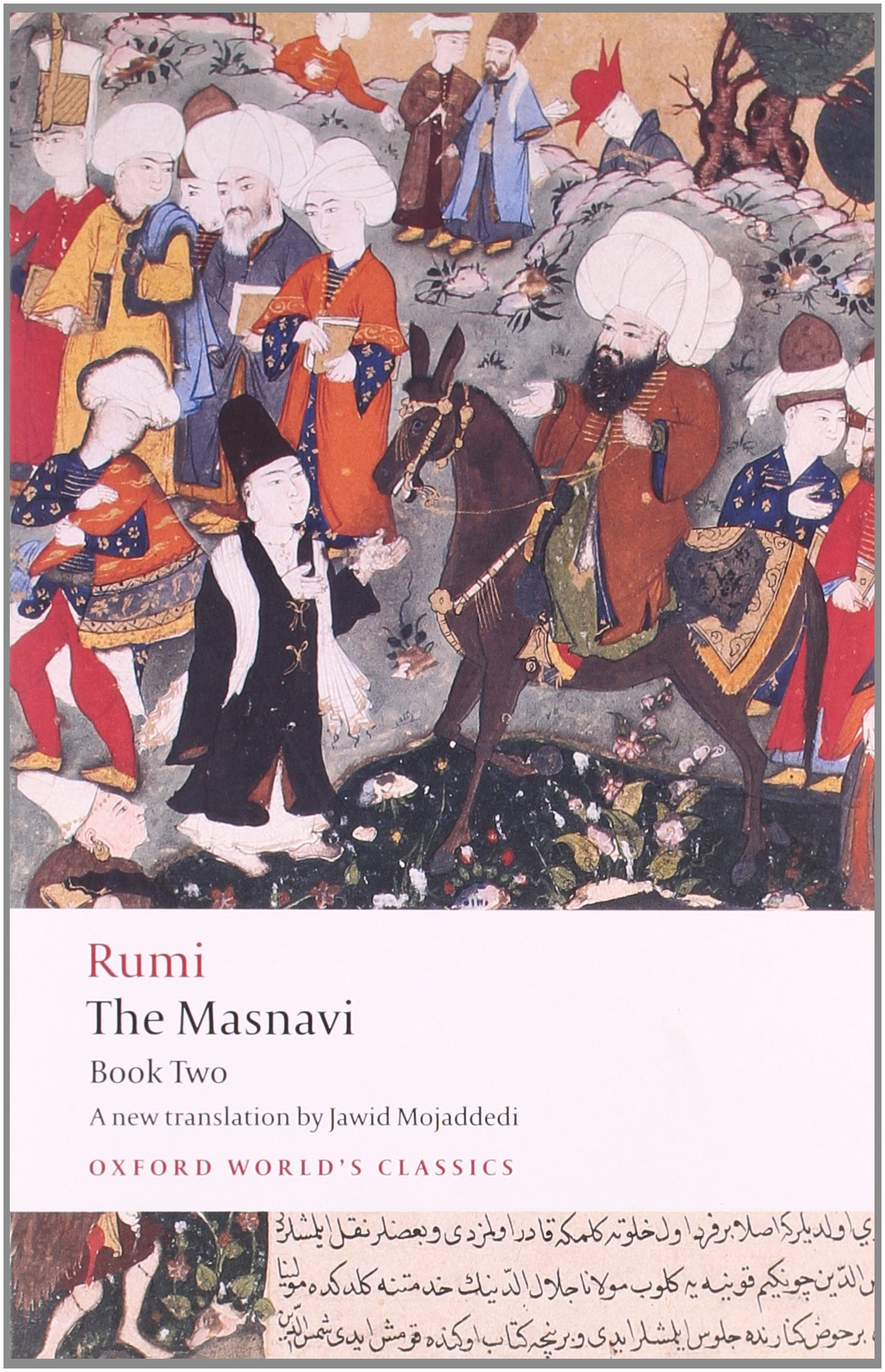 The Masnavi, Book Two (Oxford World's Classics)