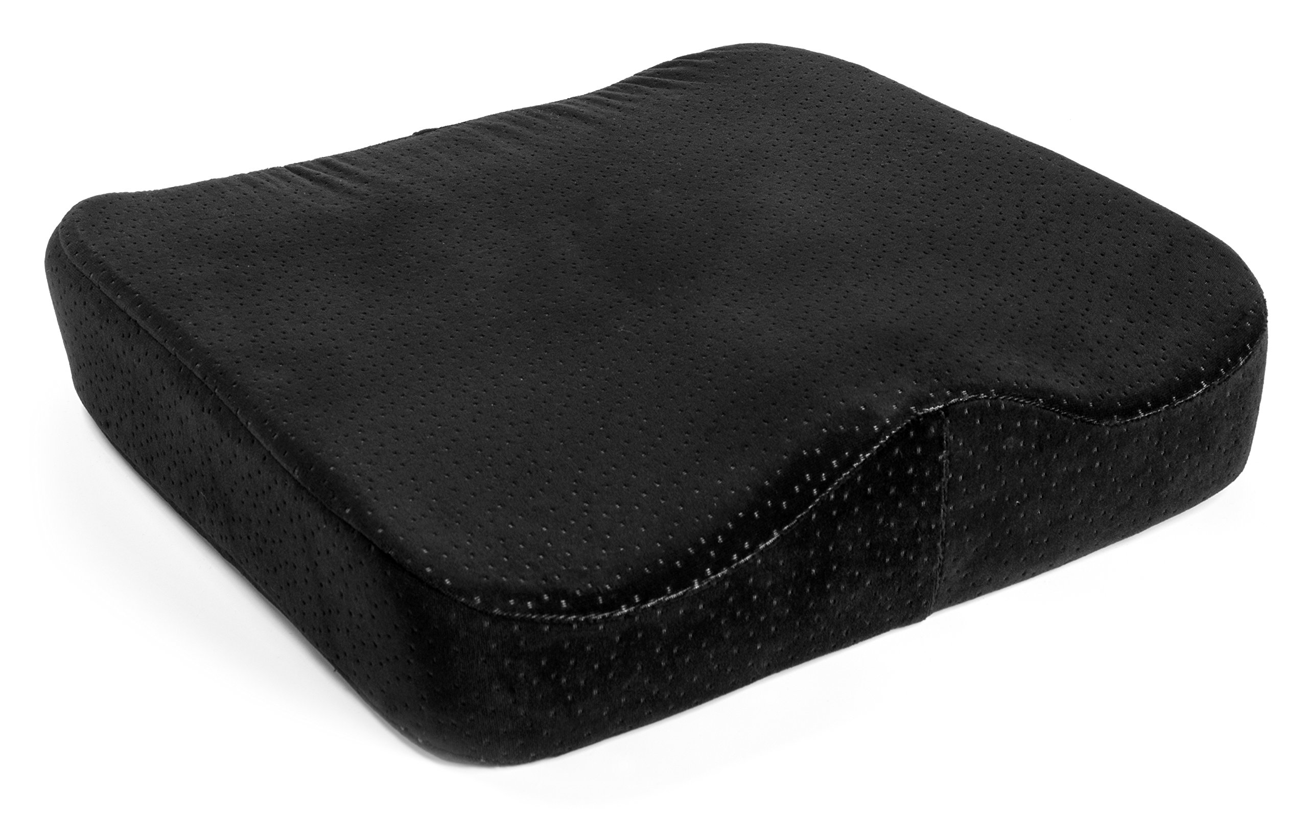 memory foam seat cushion luxury large office chair pad. Black Bedroom Furniture Sets. Home Design Ideas