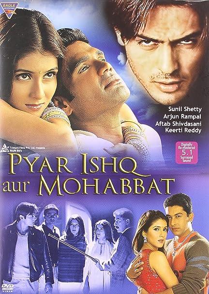 Pyaar Ishq Aur Mohabbat (2001) 720p WEB HD – AVC – Team IcTv Lottery