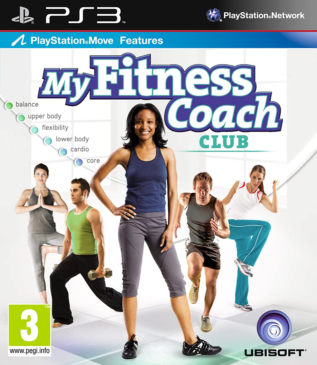 Games ps3 my fitness coach club as new bid to win for sale in