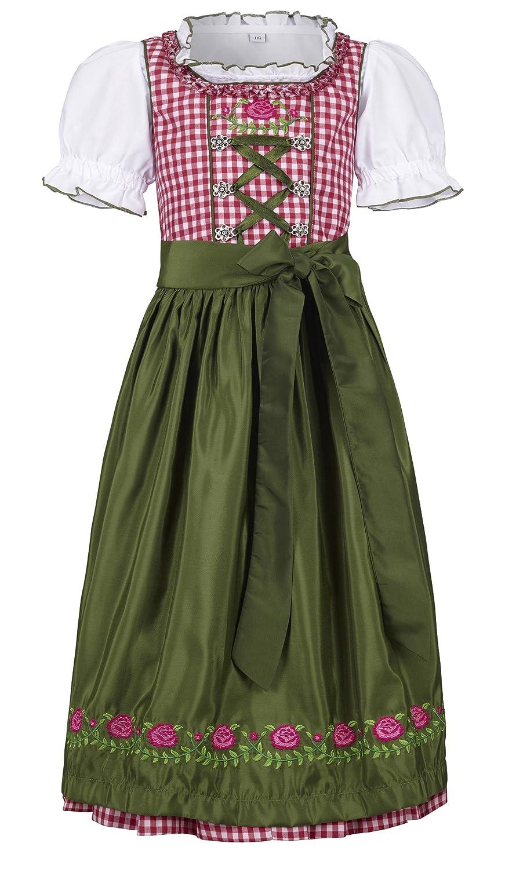 Original Steindl München-Salzburg 3tlg. Kinderdirndl pink bestellen