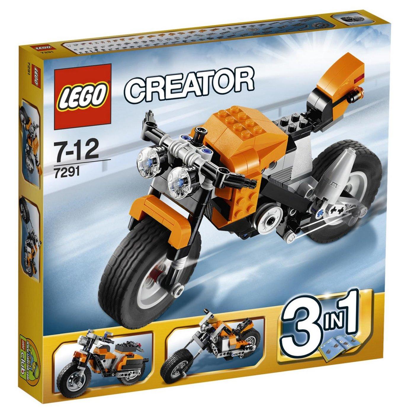 Creator – Straßenrennmaschine – 7291 günstig kaufen