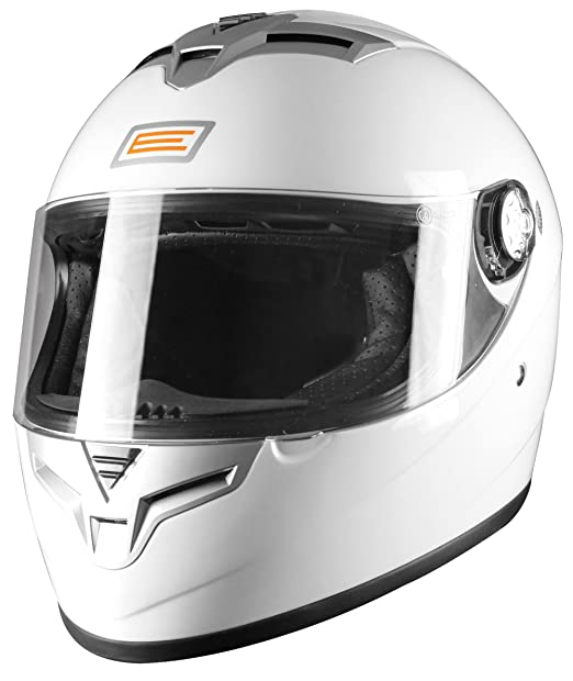 Version golia origine casque blanc brillant