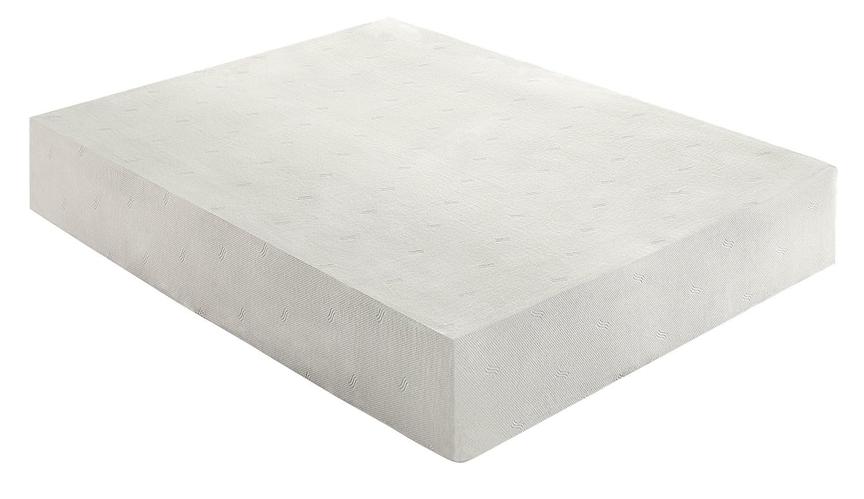Sleep Innovations 12-Inch SureTemp Memory Foam Mattress 20-Year Warranty