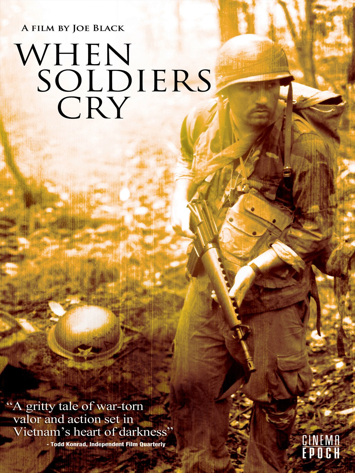 When Soldiers Cry on Amazon Prime Video UK
